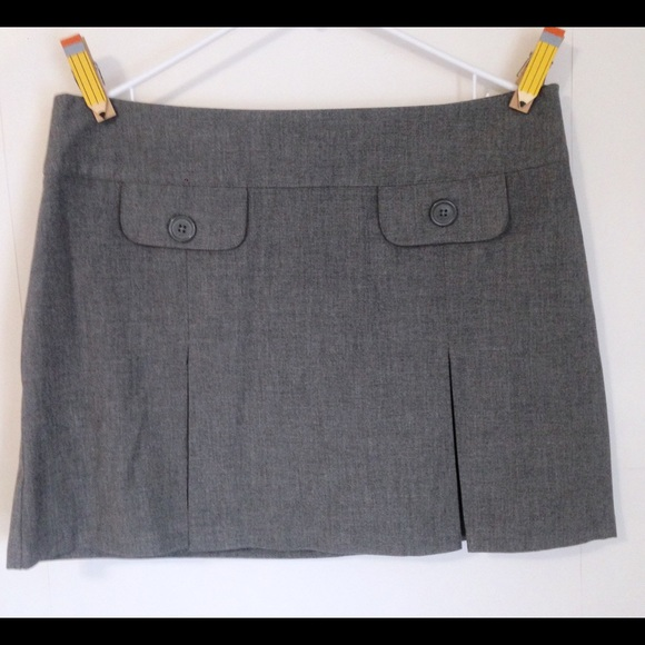 Old Navy Dresses & Skirts - NWT Old Navy Gray Miniskirt Size 12
